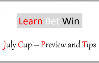 July Cup Preview and Tips