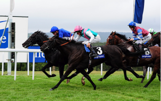 Cap O'Rushes just holds off Excess Knowledge at Goodwood